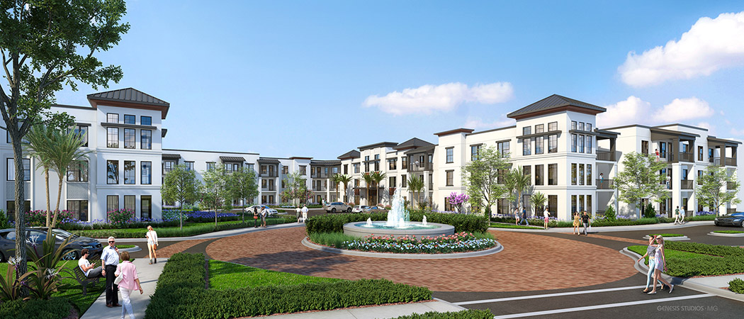 Lenox North Beach Development by Fairway Investments