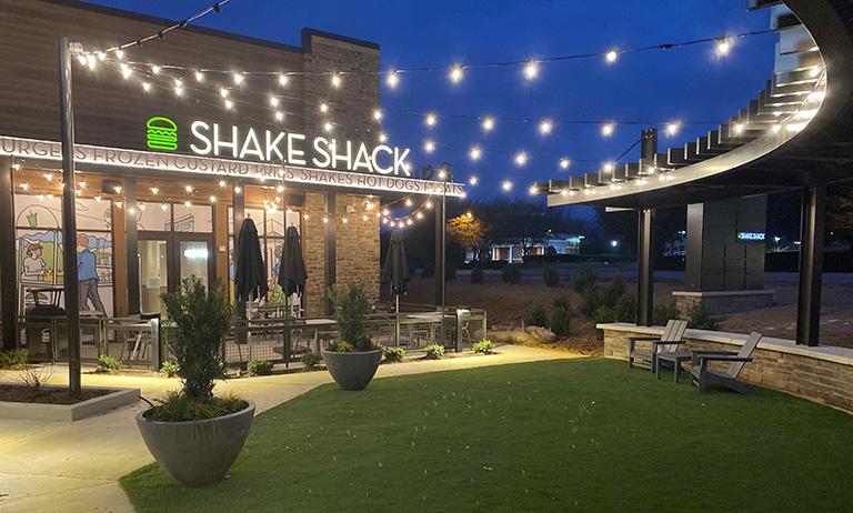 Shake Shake North Carolina
